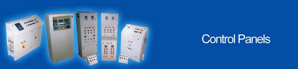 Electrical Control Panels, Control Panels, PCC Panel, MCC